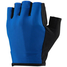 Mavic Essential Bike Gloves blue/black